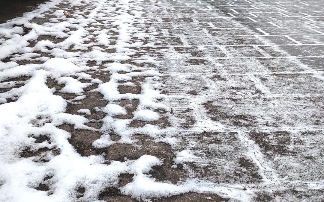 Wintereinbruch in Berlin – Vermehrt Autounfälle